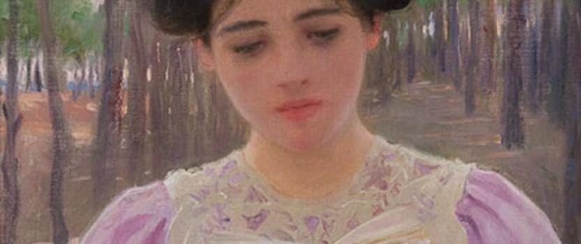 Conferencia: Mujeres leyendo en la pintura de los siglos XIX y XX por Inés Alberdi